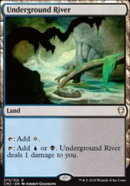 Commander Anthology Vol. II: Underground River