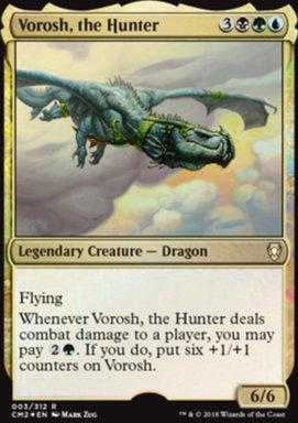 Commander Anthology Vol. II: Vorosh, the Hunter (Foil)