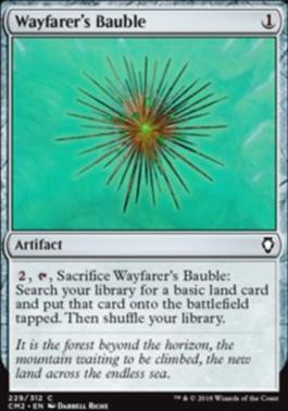 Commander Anthology Vol. II: Wayfarer's Bauble