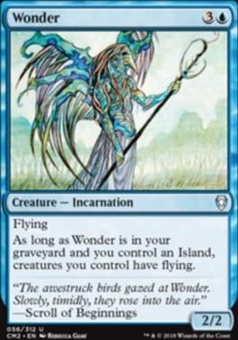 Commander Anthology Vol. II: Wonder