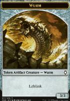 Commander Anthology Vol. II: Wurm Token (Lifelink)