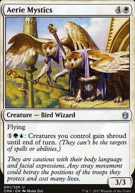 Commander Anthology: Aerie Mystics