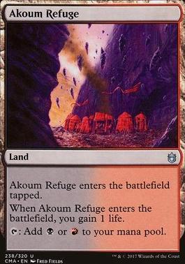 Commander Anthology: Akoum Refuge
