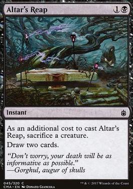 Commander Anthology: Altar's Reap