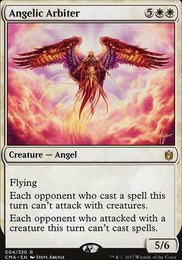 Commander Anthology: Angelic Arbiter