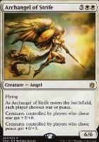 Commander Anthology: Archangel of Strife