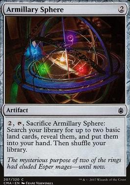 Commander Anthology: Armillary Sphere