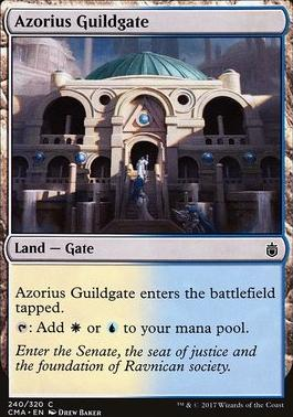 Commander Anthology: Azorius Guildgate