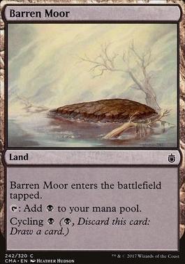 Commander Anthology: Barren Moor