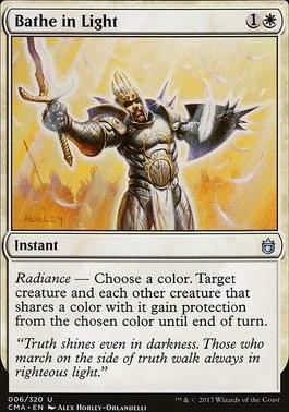 Commander Anthology: Bathe in Light