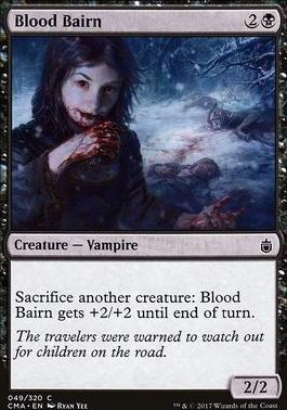 Commander Anthology: Blood Bairn