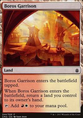 Commander Anthology: Boros Garrison