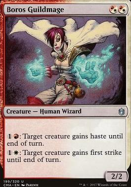 Commander Anthology: Boros Guildmage