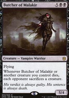 Commander Anthology: Butcher of Malakir