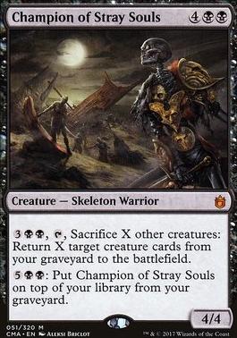 Commander Anthology: Champion of Stray Souls