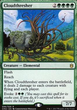 Commander Anthology: Cloudthresher