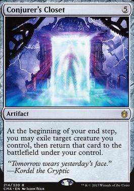 Commander Anthology: Conjurer's Closet