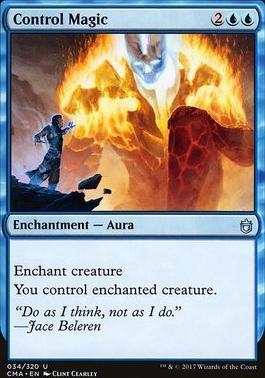 Commander Anthology: Control Magic