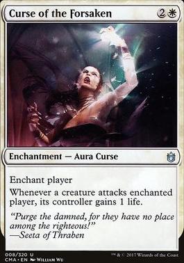 Commander Anthology: Curse of the Forsaken