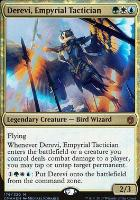 Commander Anthology: Derevi, Empyrial Tactician (Foil)