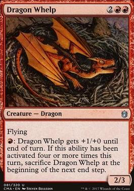 Commander Anthology: Dragon Whelp