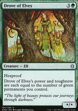 Commander Anthology: Drove of Elves