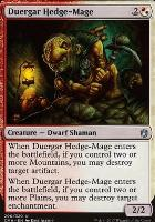 Commander Anthology: Duergar Hedge-Mage