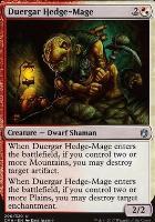 Commander Anthology: Duergar Hedge-Mage