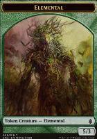 Commander Anthology: Elemental Token