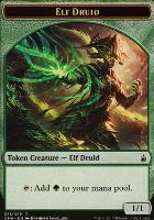 Commander Anthology: Elf Druid Token