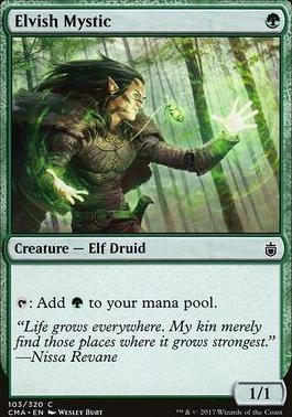 Commander Anthology: Elvish Mystic