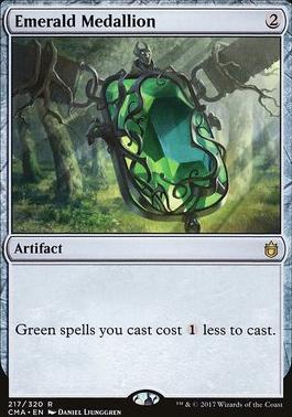 Commander Anthology: Emerald Medallion