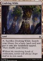 Commander Anthology: Evolving Wilds