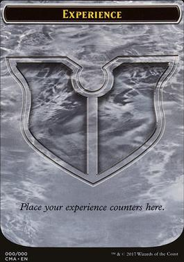 Commander Anthology: Experience Token