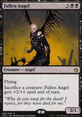 Commander Anthology: Fallen Angel