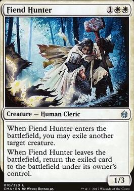 Commander Anthology: Fiend Hunter
