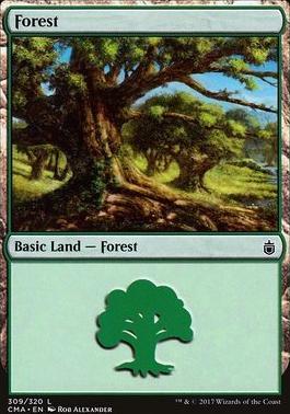 Commander Anthology: Forest (309 A)