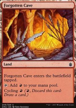 Commander Anthology: Forgotten Cave