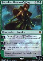 Commander Anthology: Freyalise, Llanowar's Fury (Foil)