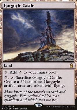 Commander Anthology: Gargoyle Castle