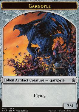 Commander Anthology: Gargoyle Token