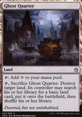 Commander Anthology: Ghost Quarter