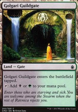 Commander Anthology: Golgari Guildgate
