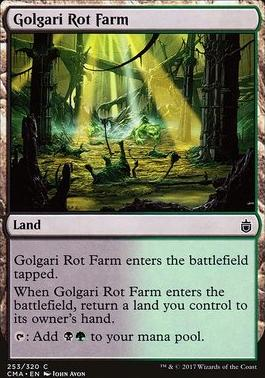 Commander Anthology: Golgari Rot Farm
