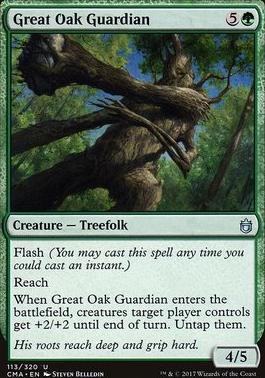 Commander Anthology: Great Oak Guardian