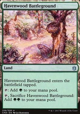 Commander Anthology: Havenwood Battleground