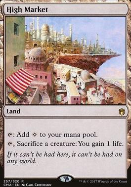 Commander Anthology: High Market