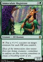 Commander Anthology: Immaculate Magistrate