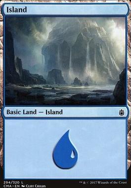 Commander Anthology: Island (294 B)