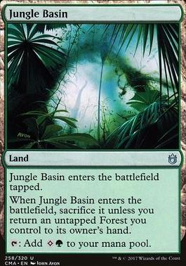 Commander Anthology: Jungle Basin